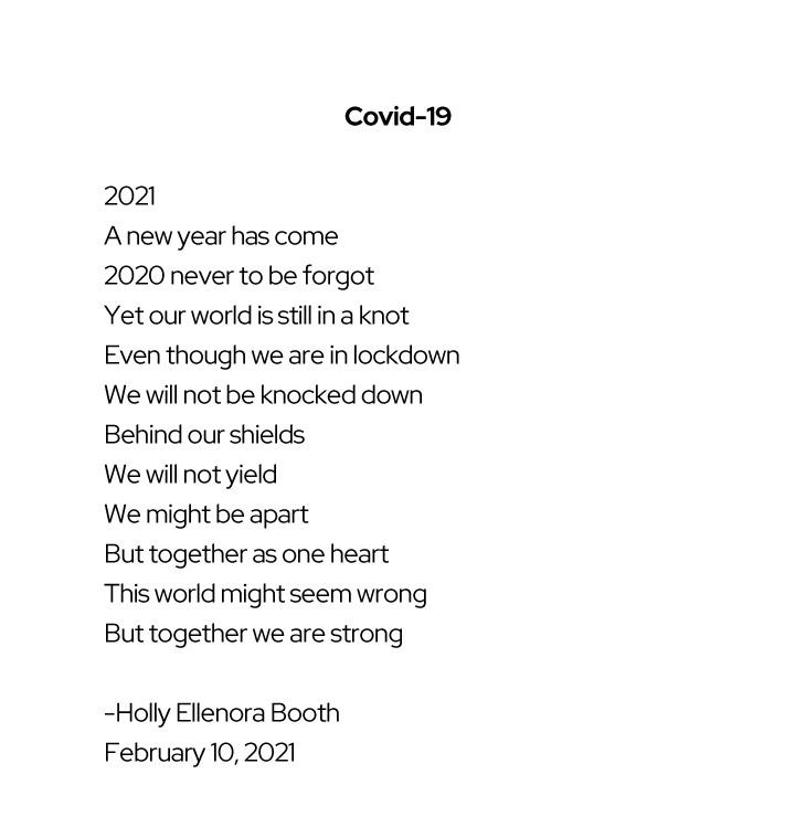 covid 19 poem