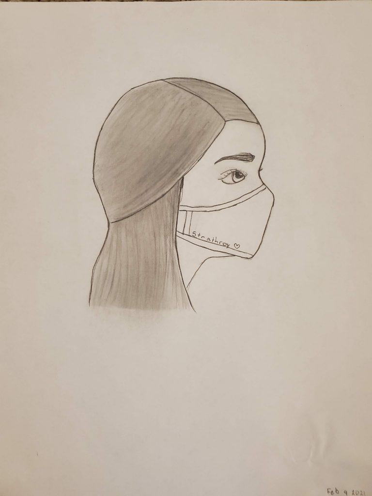 masked bravery
